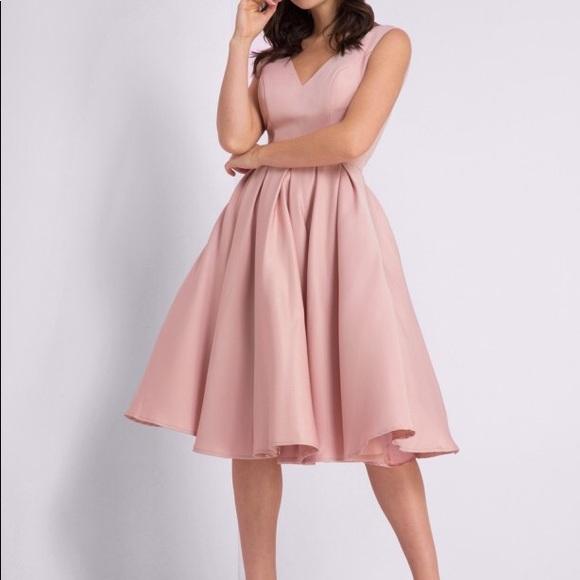 c8c3f026cf4 Chichi London dress rose color